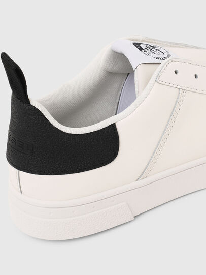 Diesel - S-CLEVER SO, Bianco/Nero - Sneakers - Image 3
