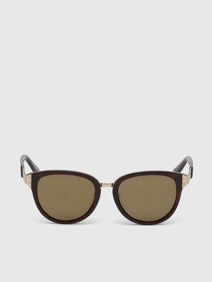 DL0234, Marrone - Occhiali da sole