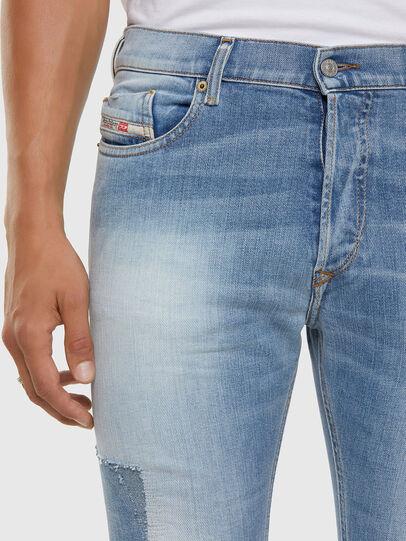 Diesel - Tepphar 009FJ, Blu Chiaro - Jeans - Image 3