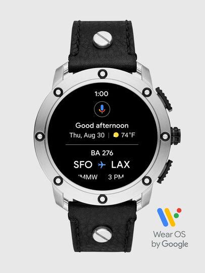 Diesel - DT2014, Nero/Argento - Smartwatches - Image 6