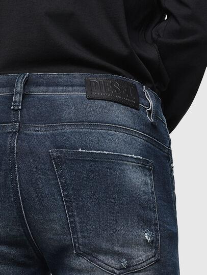 Diesel - D-Istort 0098R, Blu Scuro - Jeans - Image 4