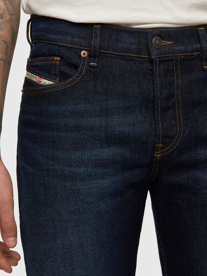 Diesel - D-Mihtry 009EQ, Blu Scuro - Jeans - Image 3
