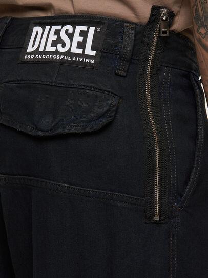 Diesel - D-Luks 009IB, Blu Scuro - Jeans - Image 3