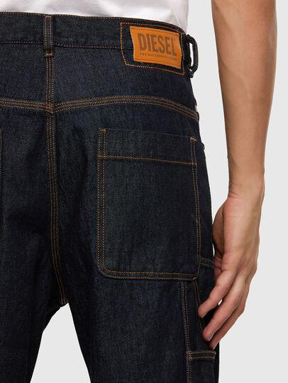 Diesel - D-Franky 009HP, Blu Scuro - Jeans - Image 4
