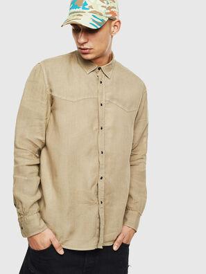 S-PLAN-B, Verde Militare - Camicie