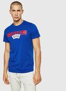 T-DIEGO-A1, Blu Brillante - T-Shirts