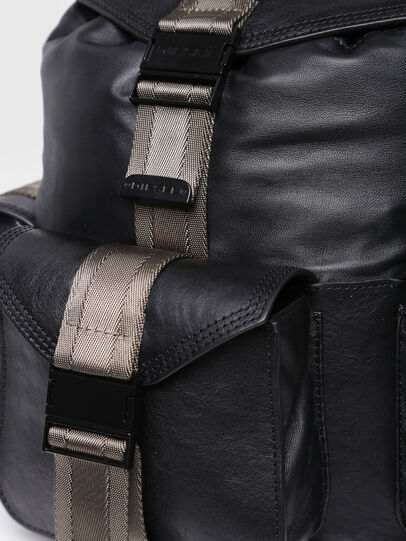 Diesel - MISS-MATCH BACKPACK, Antracite - Zaini - Image 3