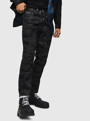 Mharky 083AH, Nero/Grigio scuro - Jeans