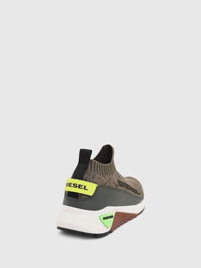Diesel - S-KB SOCK QB, Verde Oliva - Sneakers - Image 5