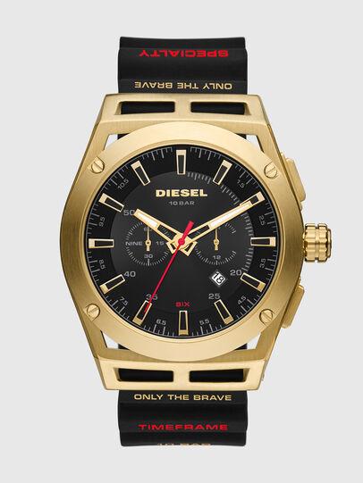 Diesel - DZ4546, Nero/Oro - Orologi - Image 1
