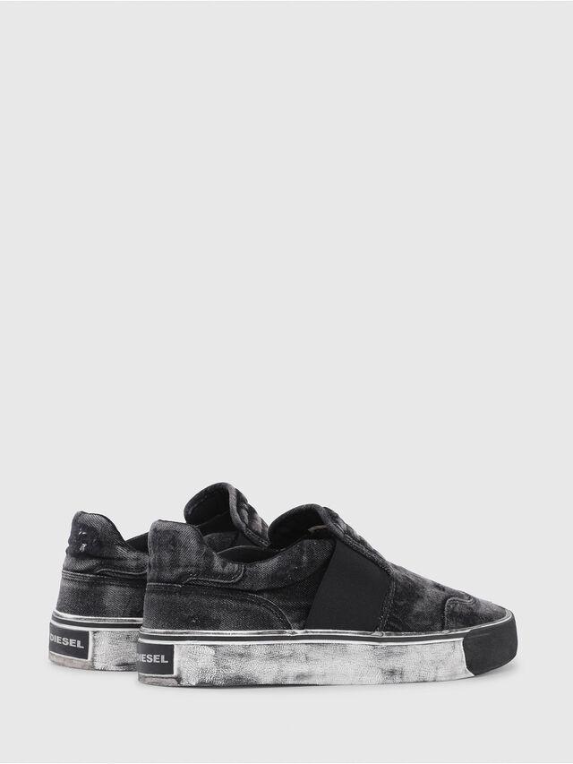 Diesel - S-FLIP ON, Nero Jeans - Sneakers - Image 3