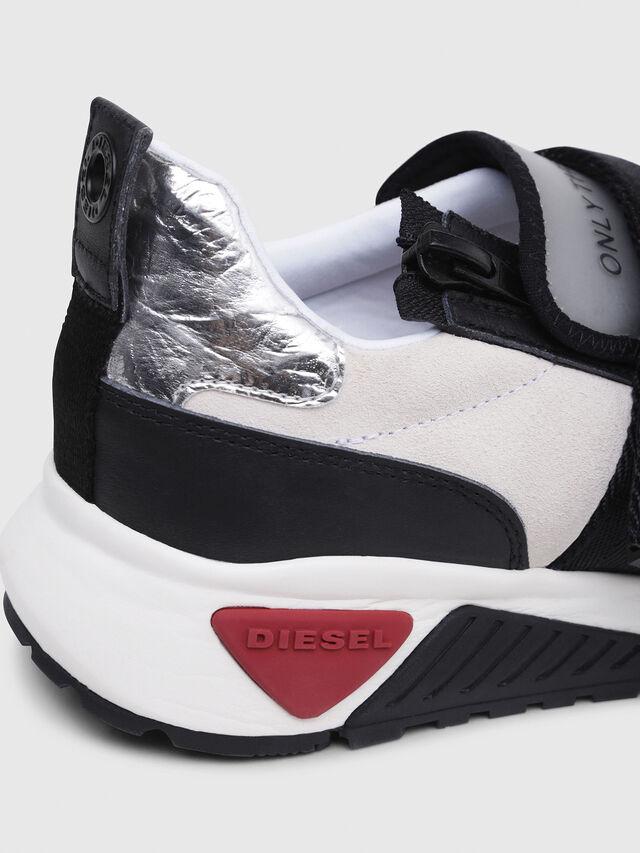 Diesel - S-KB STRAP, Multicolor/Bianco - Sneakers - Image 4