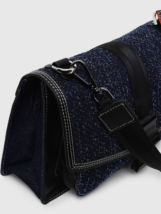 Diesel - MISS-MATCH CROSSBODY, Blu Jeans - Borse a tracolla - Image 3