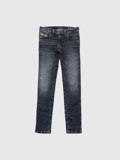 Diesel - SKINZEE-LOW-J JOGGJEANS-N, Blu Scuro - Jeans - Image 1