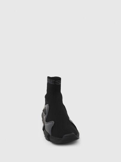 Diesel - H-PADOLA HSB W, Nero - Sneakers - Image 5