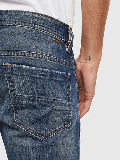 Diesel - Thommer 089AR, Blu Scuro - Jeans - Image 5
