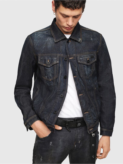 Diesel - CL-NHILL,  - Giacche in denim - Image 4