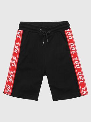 PHITOSHI, Nero/Rosso - Shorts