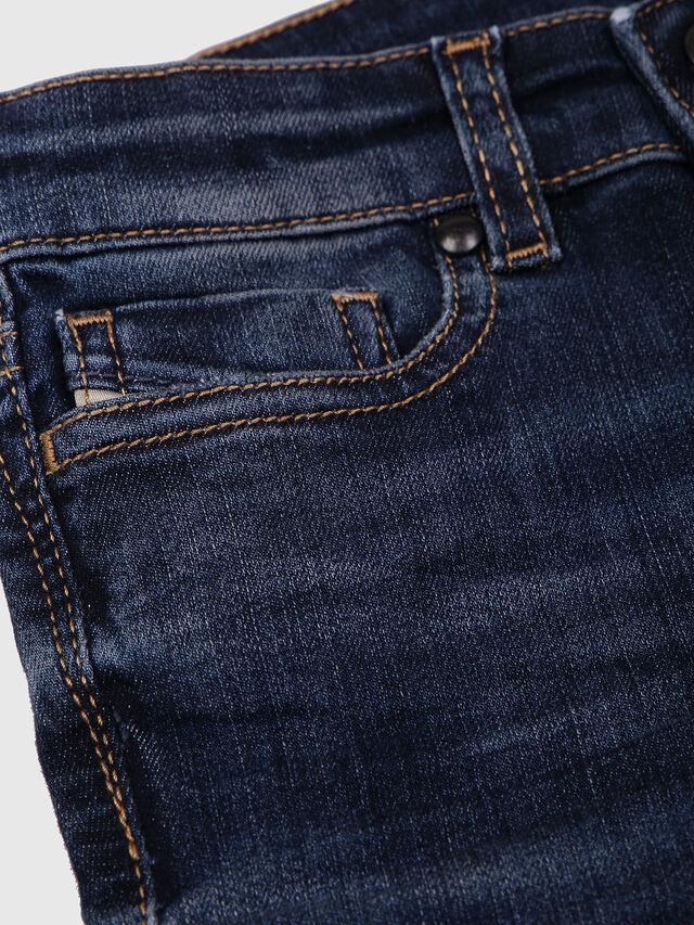 Diesel - SKINZEE-LOW-J-N, Blu Scuro - Jeans - Image 3