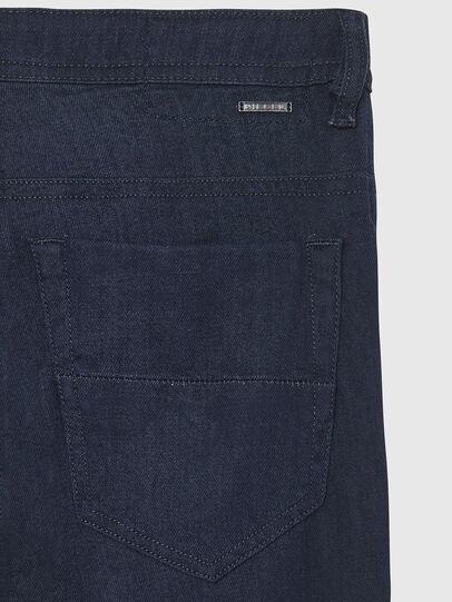 Diesel - Thommer 085AQ, Blu Scuro - Jeans - Image 5
