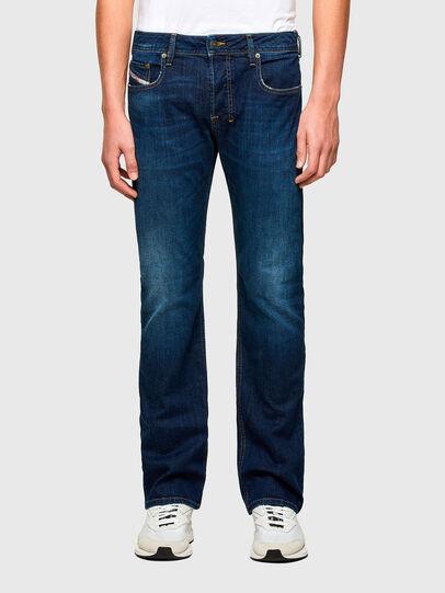 Diesel - Zatiny 082AY, Blu Scuro - Jeans - Image 1