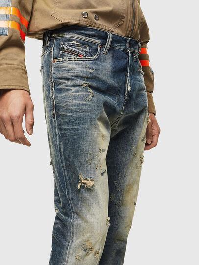 Diesel - D-Vider 0098S, Blu medio - Jeans - Image 3