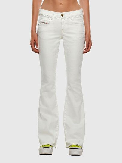 Diesel - D-Ebbey 069PA, Bianco - Jeans - Image 1