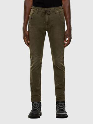 Krooley JoggJeans 0670M, Verde Scuro - Jeans