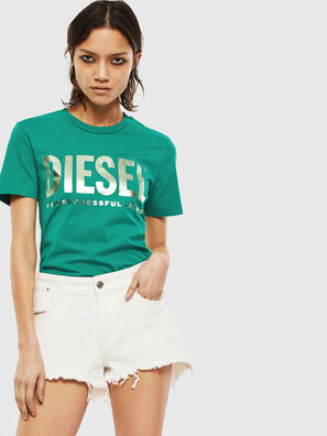 T-SILY-WX, Verde Scuro - T-Shirts