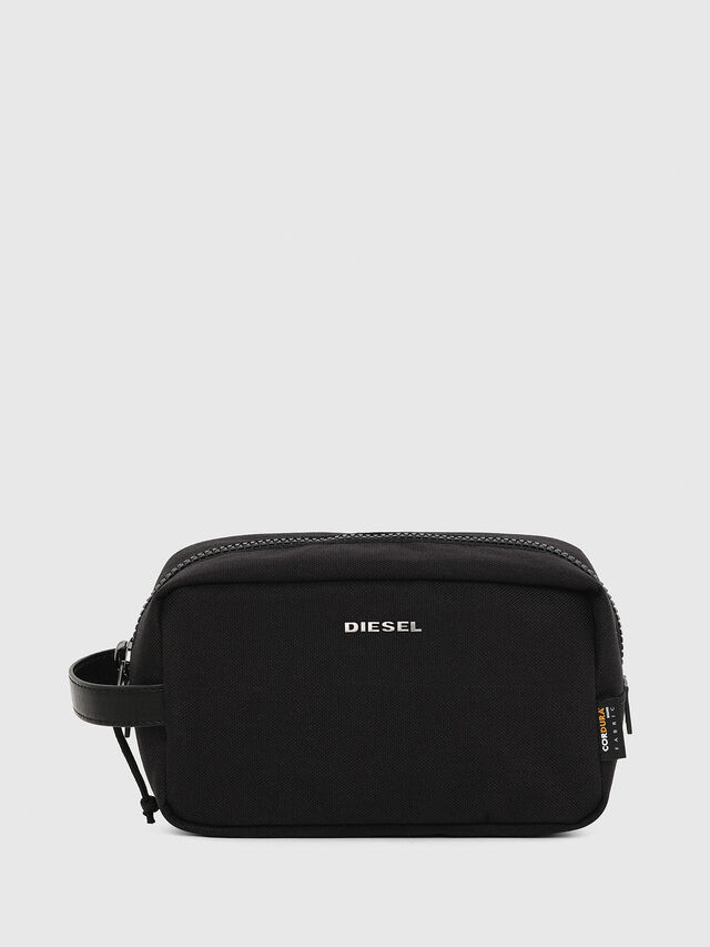 F-URBHANITY POUCH, Nero