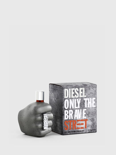 Diesel - ONLY THE BRAVE STREET 125ML, Grigio - Only The Brave - Image 1
