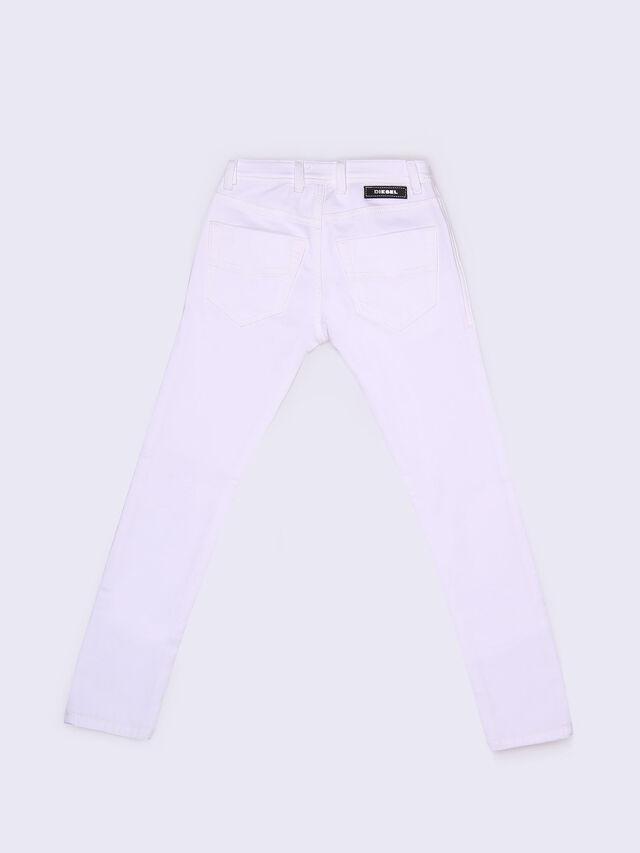 Diesel - TEPPHAR-J-N JOGGJEANS, Bianco Jeans - Jeans - Image 3