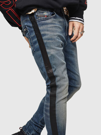 Diesel - D-Amny 069GB, Blu medio - Jeans - Image 5