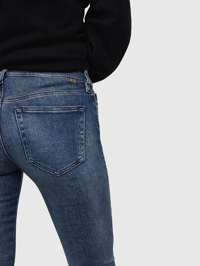 Diesel - Slandy 083AQ, Blu medio - Jeans - Image 3