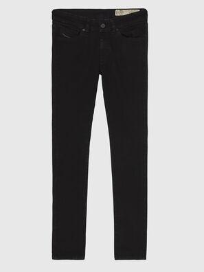 Slandy A69EF, Nero/Grigio scuro - Jeans
