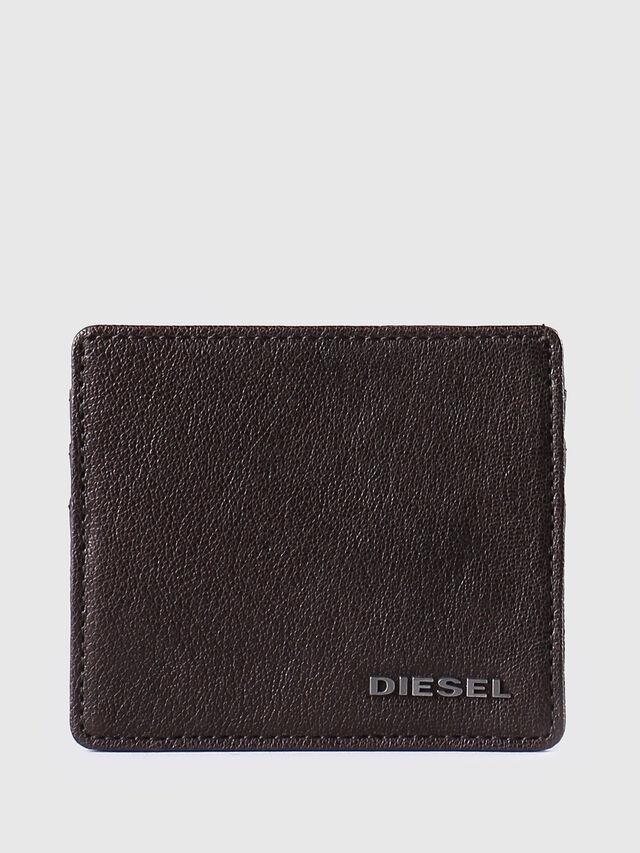 Diesel - JOHNAS I, Testa di Moro - Portafogli Piccoli - Image 1