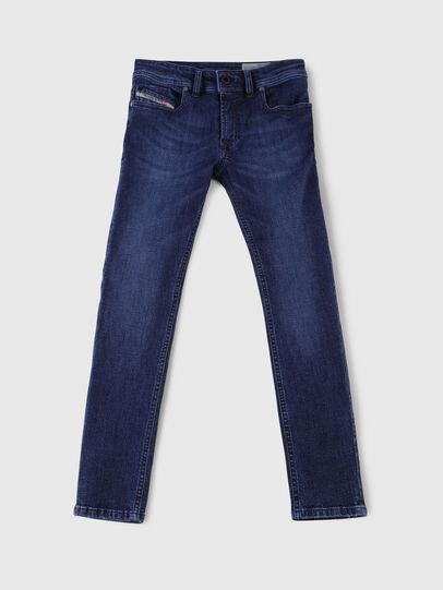Diesel - SLEENKER-J-N, Blu Scuro - Jeans - Image 1