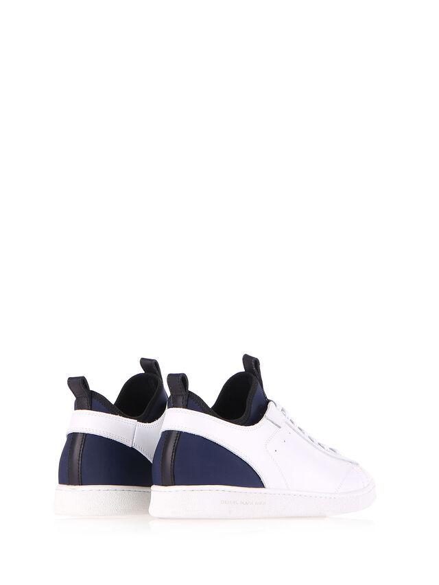 Diesel - S18ZERO, Bianco - Sneakers - Image 3