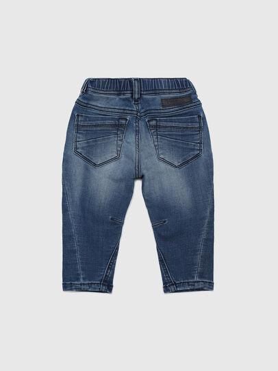 Diesel - FAYZA B JOGGJEANS-N, Blu medio - Jeans - Image 2