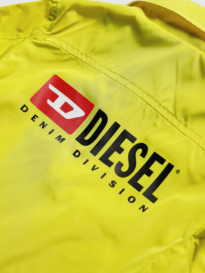 Diesel - JROMANPB, Giallo Fluo - Giacche - Image 4