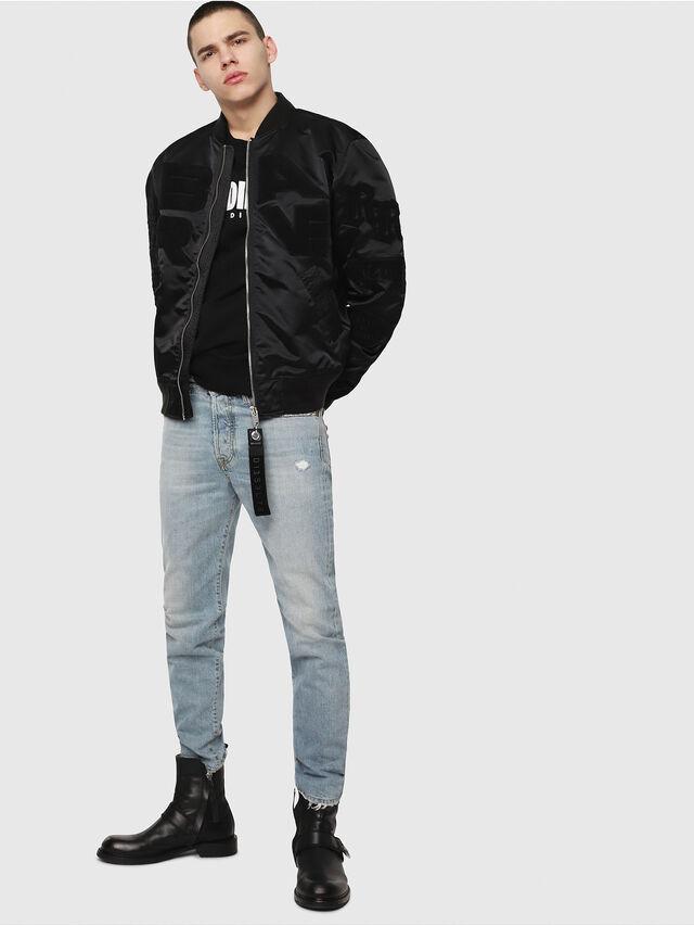 Diesel - Mharky 080AF, Blu Chiaro - Jeans - Image 5