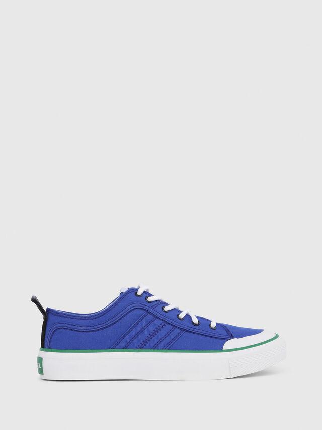 Diesel - S-ASTICO LC LOGO W, Blu Brillante - Sneakers - Image 1