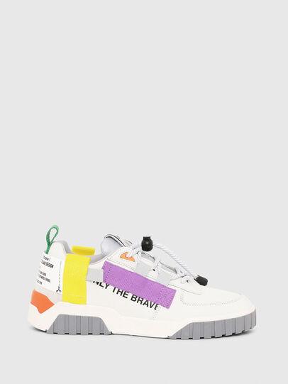 Diesel - S-RUA LOW SP W, Bianco - Sneakers - Image 1