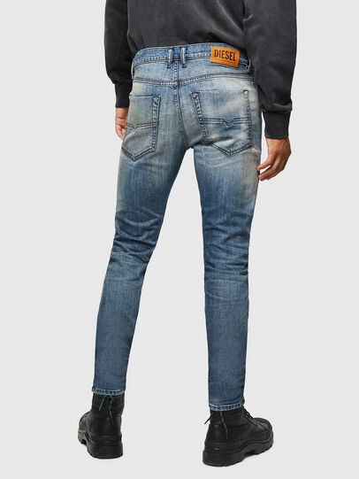 Diesel - Tepphar 0097M, Blu Chiaro - Jeans - Image 2