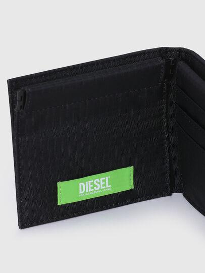 Diesel - HIRESH S SP, Nero - Portafogli Piccoli - Image 4