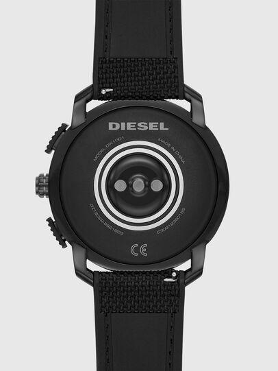 Diesel - DT2022, Nero - Smartwatches - Image 4