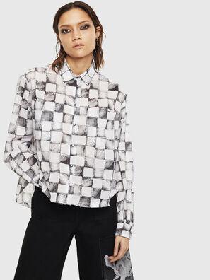 C-SUNNY, Bianco - Camicie