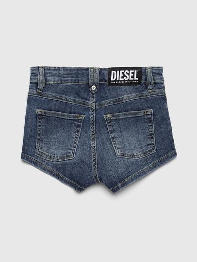 Diesel - PGINGHER, Blu Scuro - Shorts - Image 2