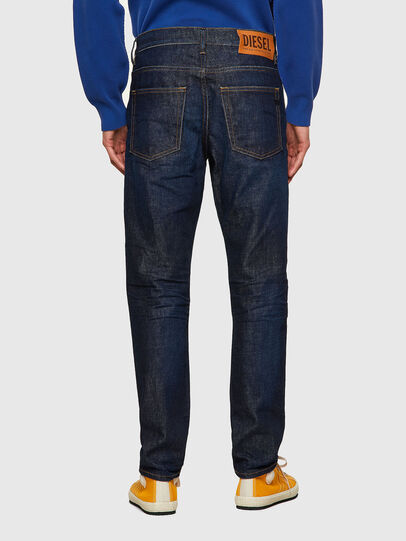 Diesel - D-Fining 09A12, Blu Scuro - Jeans - Image 2