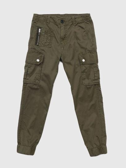 Diesel - PHANTOSKY, Verde Militare - Pantaloni - Image 1